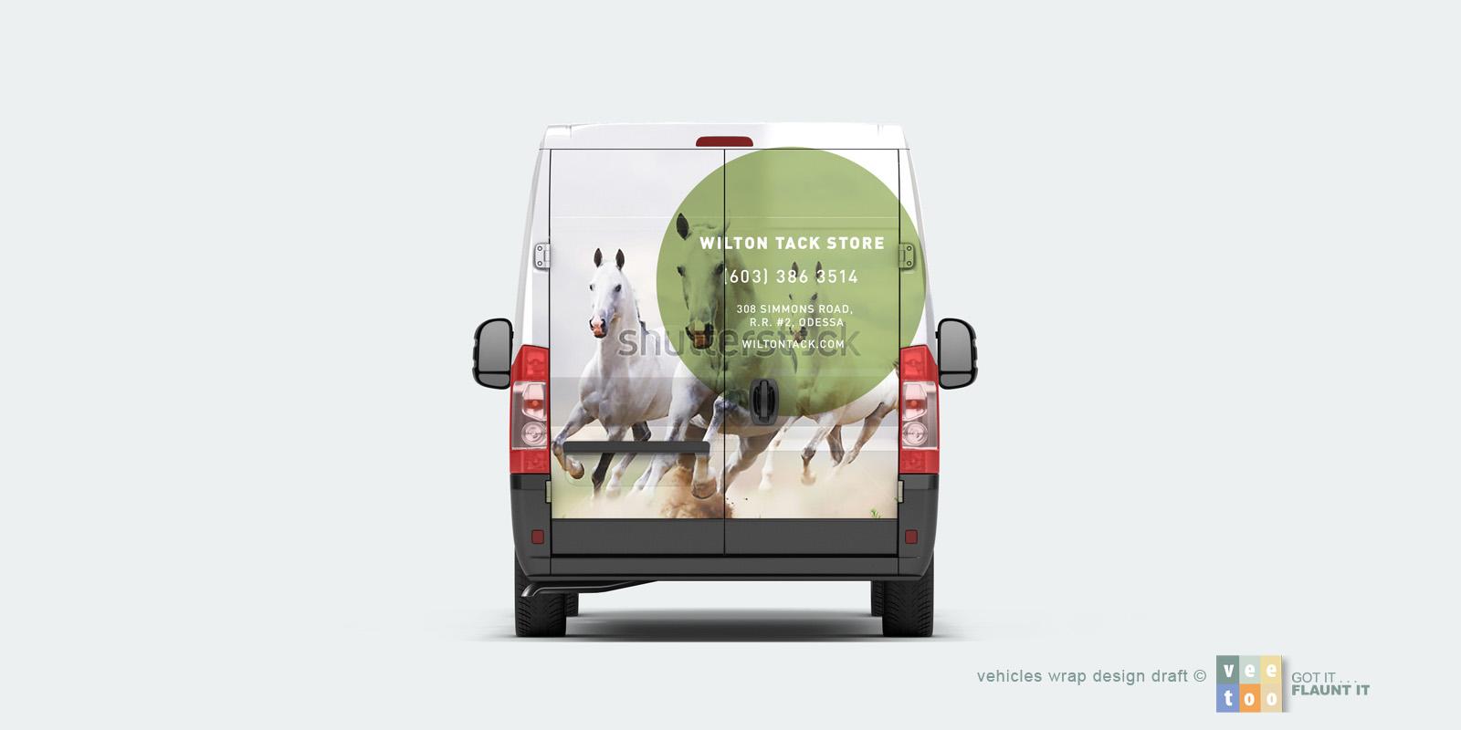 Graphic designer Belfast Northern Ireland - design 4 draft 4