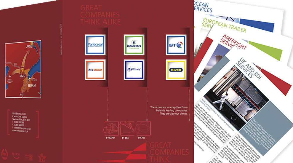 Graphic designers Belfast design 5 side image by veetoo Northern Ireland
