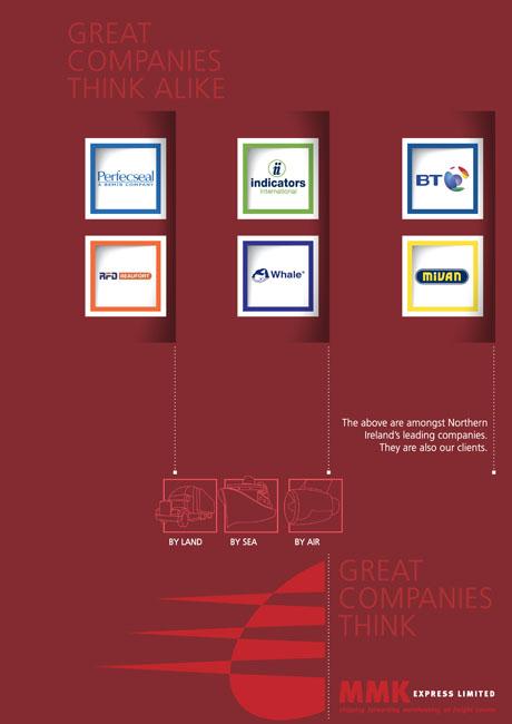 Graphic designers Belfast design 5a