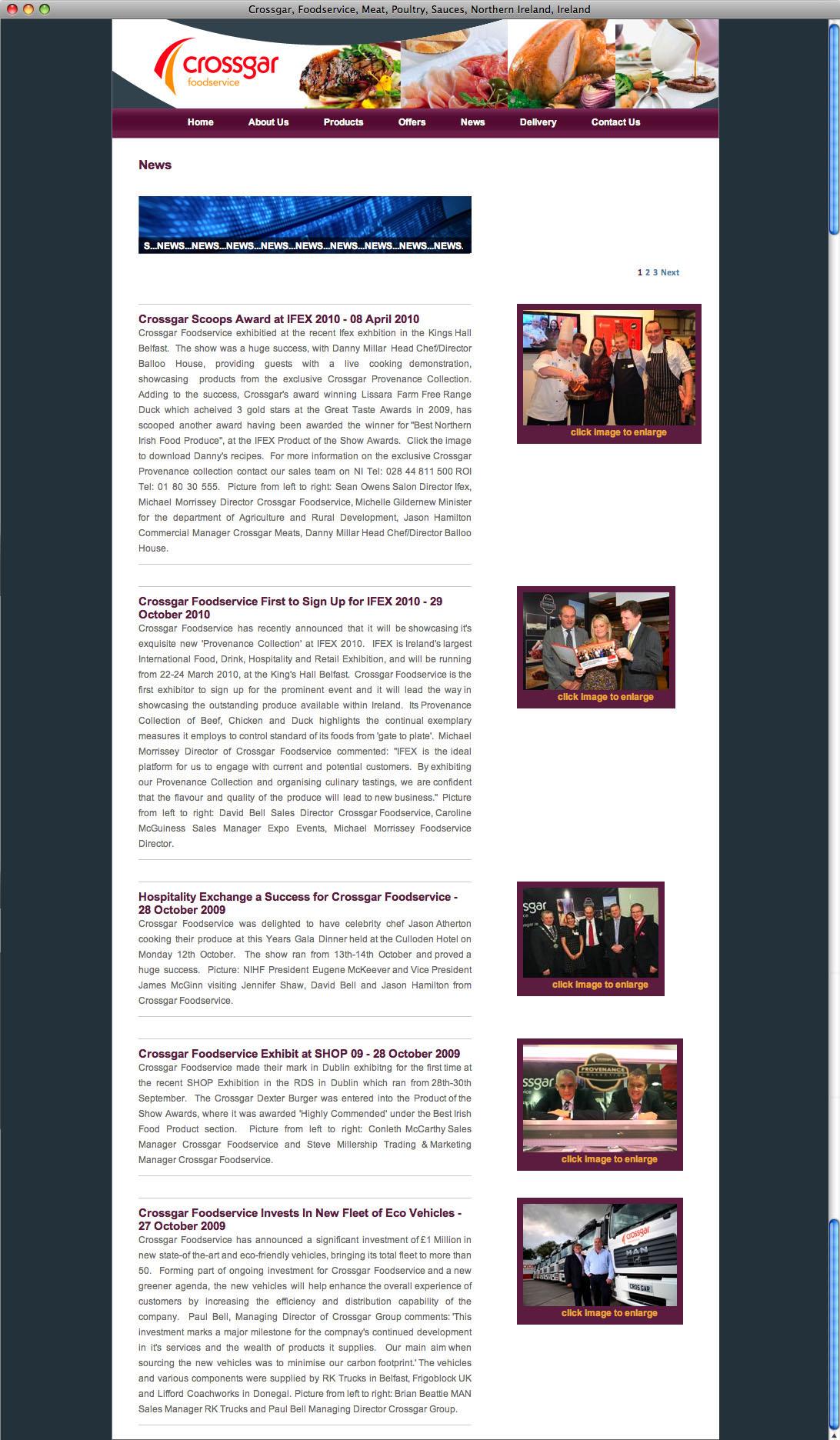 Website designers Belfast design 10e by veetoo design studio Northern Ireland