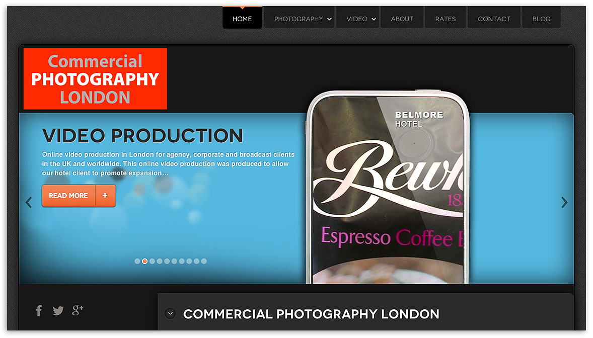 Web Designers Belfast 2 web page design 2 by veetoo design studio Northern Ireland