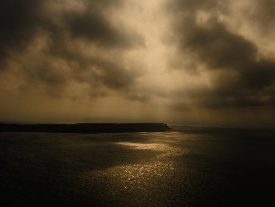 Rathlin Island Northern Ireland, landscape photograph 4337 photo icon.