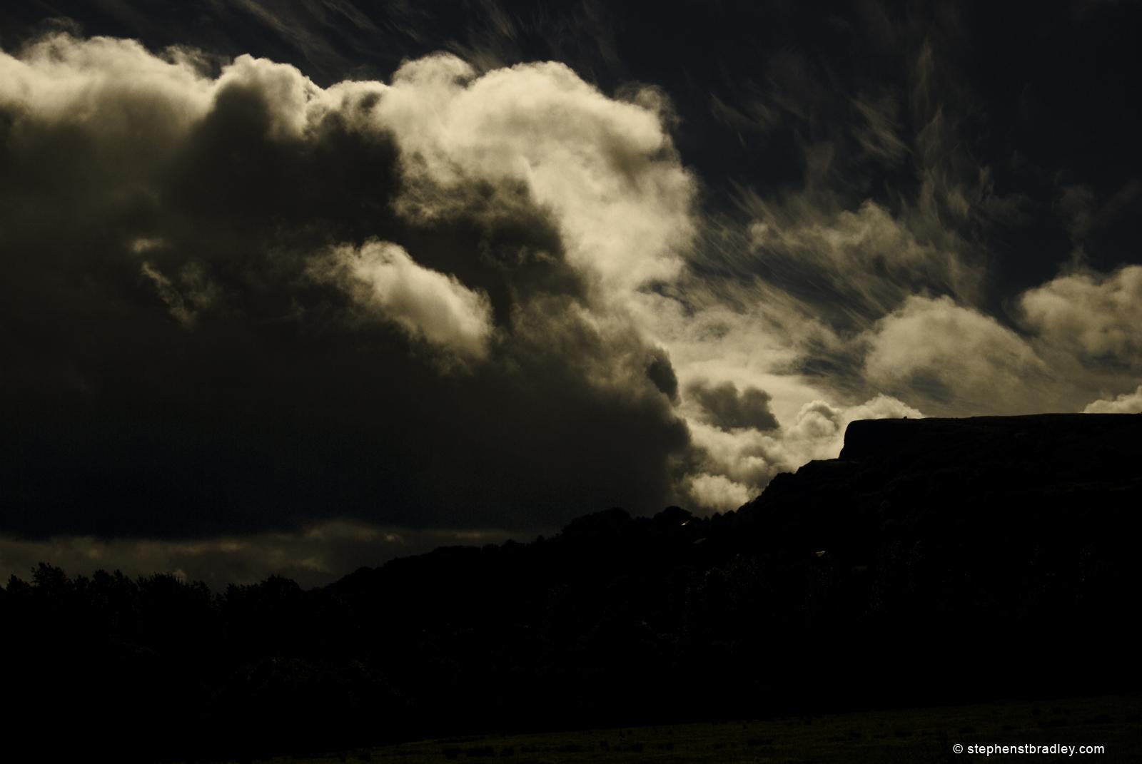 Cavehill Belfast Northern Ireland landscape photograph.