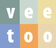 veetoo web design Belfast logo - square.