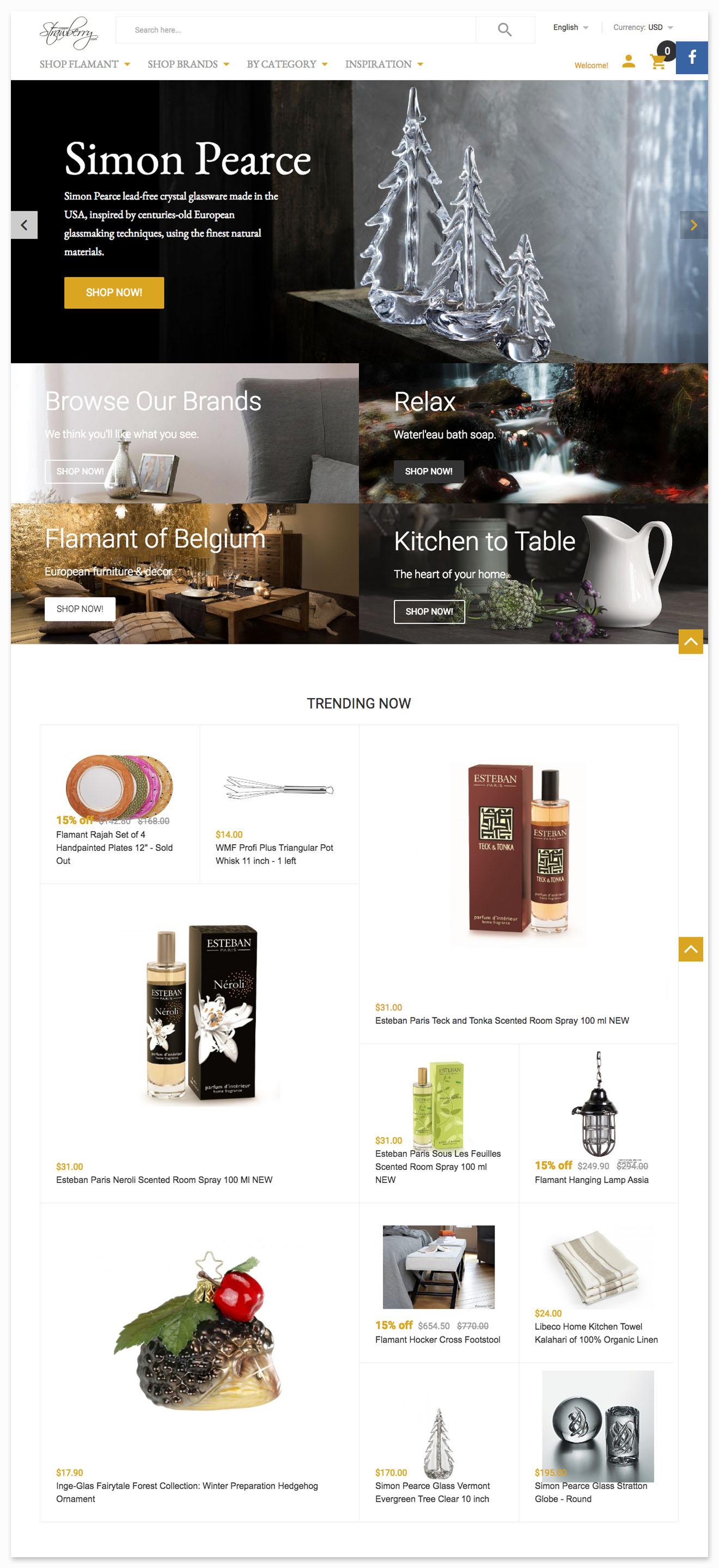 Web designers Belfast portfolio cs screenshot 1 - by veetoo design Belfast, Northern Ireland, UK.